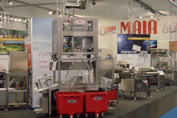 Maja Maschinenfabrik izstadē Anuga FoodTec 2015