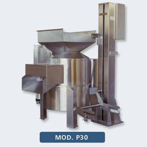 Центрифуги для очистки (пиллинг) P30, P35 Центрифуги для очистки (пиллинг) P30, P35