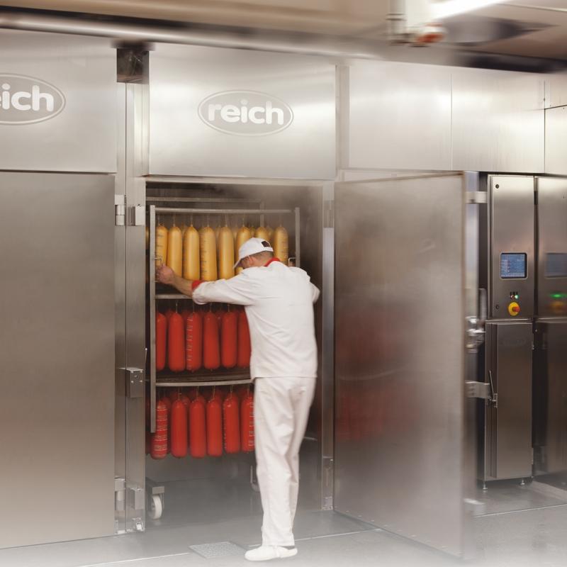 Термокамеры Reich AIRMASTER® UK