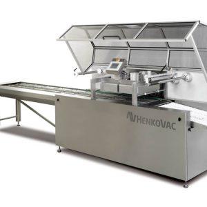 Automatic traysealer Henkovac TPS 1000