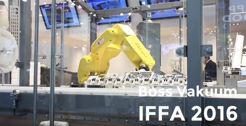 Компания Boss Vakuum на выставке IFFA 2016