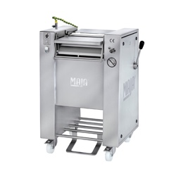 Машины для снятия кожи с рыб