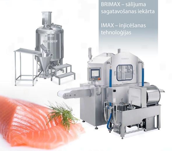 Schröder zivju injicēšanas tehnoloģijas