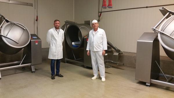 Ресурсосберегающие технологии в мясопереработке