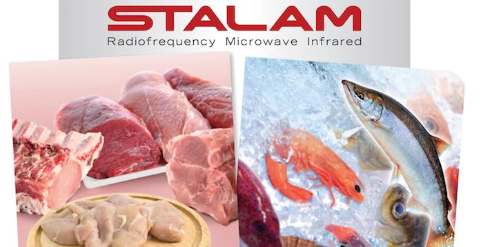 "Stalam ""RF"" Meat & Fish Defrosting"