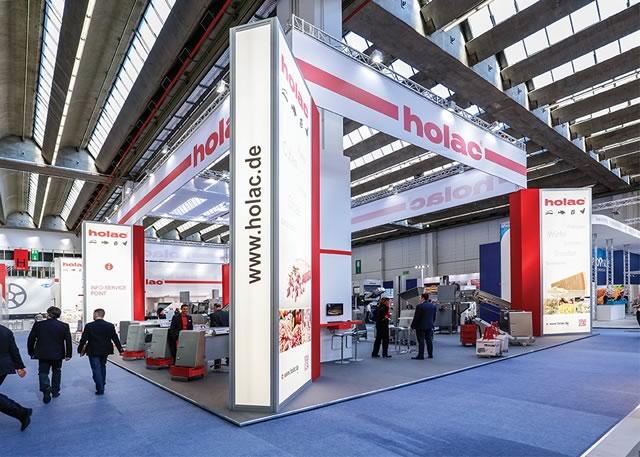 Выставка становится спутником новой штаб-квартиры компании Holac