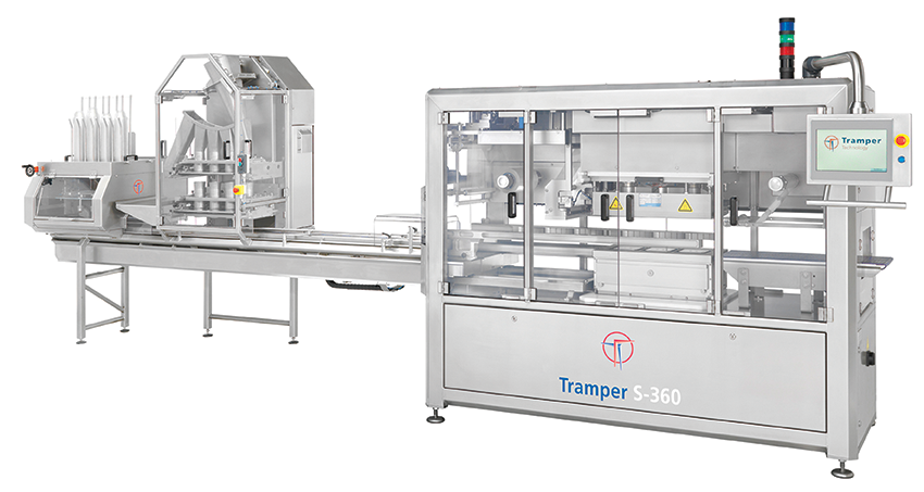 Tramper Machines: The Perfect Packaging Combination