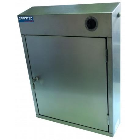 Sterilizators UV / Ozona metāliskiem cimdiem, tēraudam un citiem instrumentiem