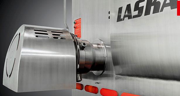Пищевая промышленность во всем мире работает с машинами LASKA