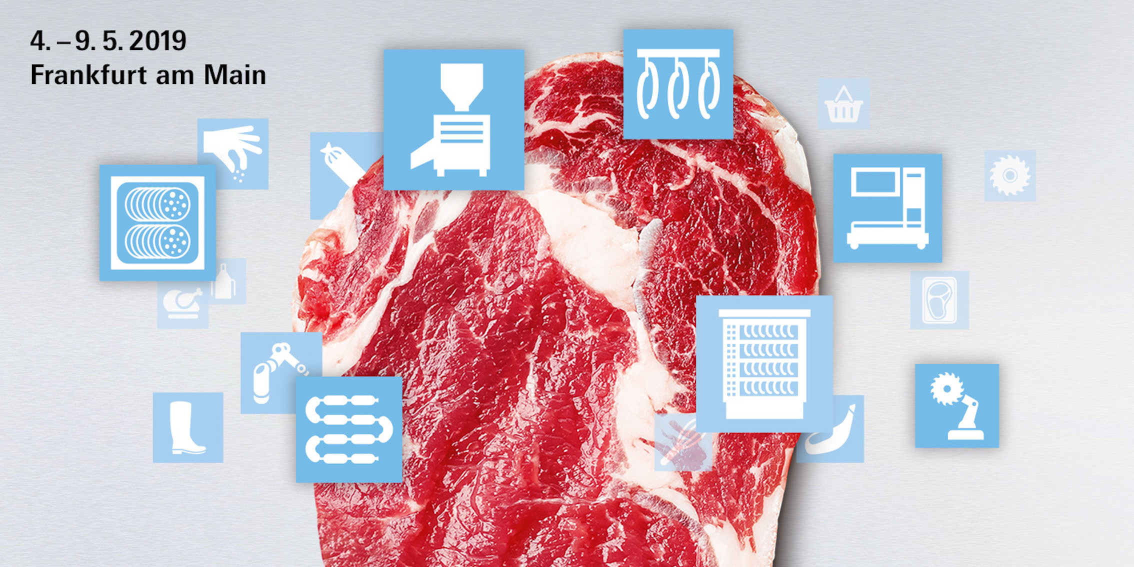 IFFA 2019 – the leading international exhibition of meat industry