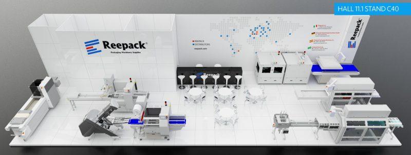 Reepack на выставке IFFA 2019